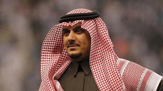 """شاهد.. الأمير نواف بن سعد :"""" بطولة جديدة في سجلات الهلال وننتظر المزيد """""""