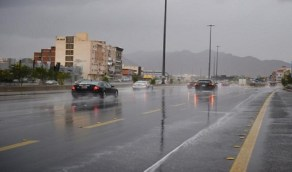 """""""الأرصاد"""" تنبه بأمطار غزيرة ورياح وسيول بالمنطقة الشرقية"""