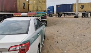 بالفيديو.. ضبط سائق متهور قاد شاحنة بسرعة جنونية جنوب جدة