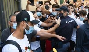 سواريز يتسبب في إيقاف رئيسة جامعة إيطالية