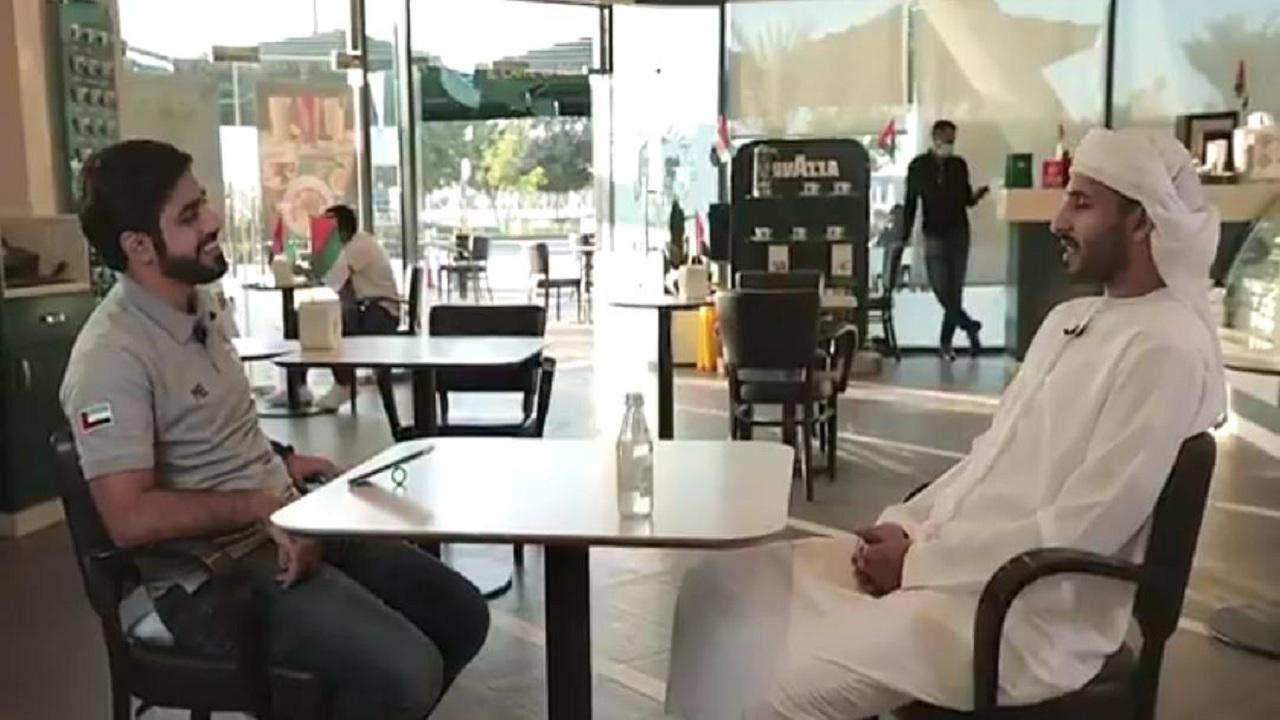 بالفيديو.. علي مبخوت يلمح برغبته في الانضمام للاتحاد