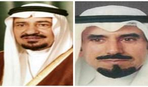 شاهد.. حديث نادر وباسم يجمع الملك خالد مع الشيخ جابر الصباح في المخيم الملكي