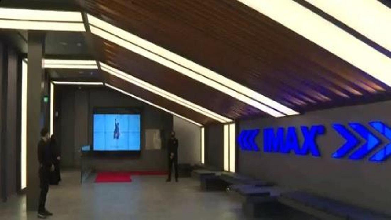 بالفيديو.. افتتاح أول دار سينما في عسير