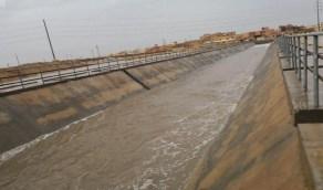 حقيقة نزع ملكية العقارات لمشروع تصريف مياه الأمطار بحفر الباطن