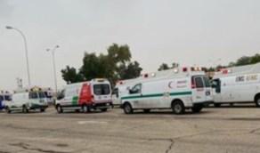 محرك طائرة ينفجر بعد إقلاعها في مطار الملك خالد