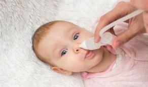 علاج الرشح عند الأطفال بدون استخدام المضادات الحيوية