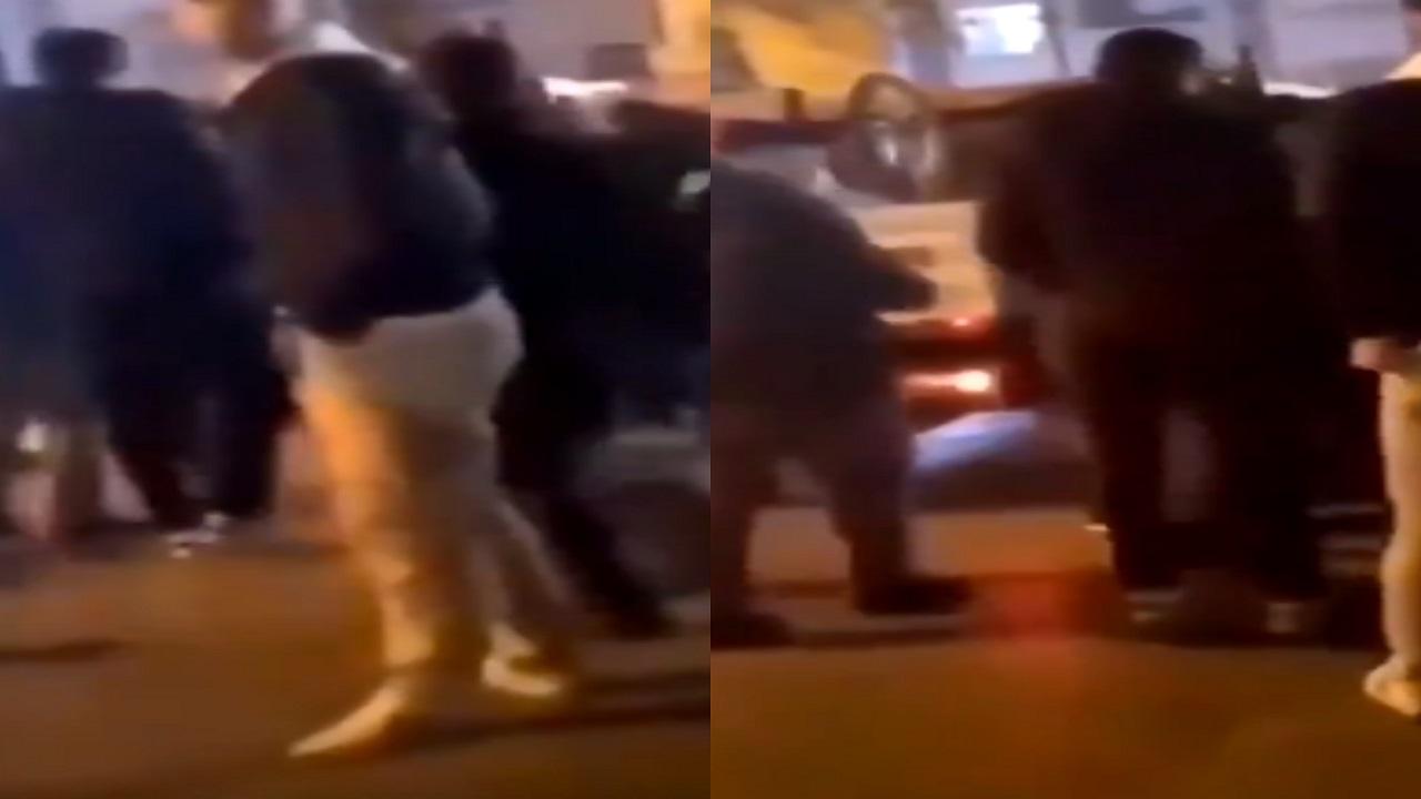 بالفيديو..صرخات طفل تركي بعدما صادرت الشرطة مصدر رزقه الوحيد