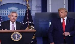 مستشار ترامب بشأن فيروس كورونا يستقيل