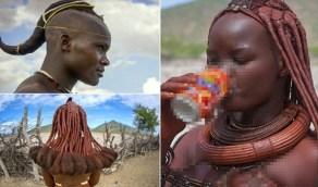قبيلة أفريقية تمنع النساء من الاستحمام وتهدي الزوجة للضيف الزائر