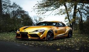 تحويل تويوتا سوبرا إلى سيارة جديدة بمميزات قوية