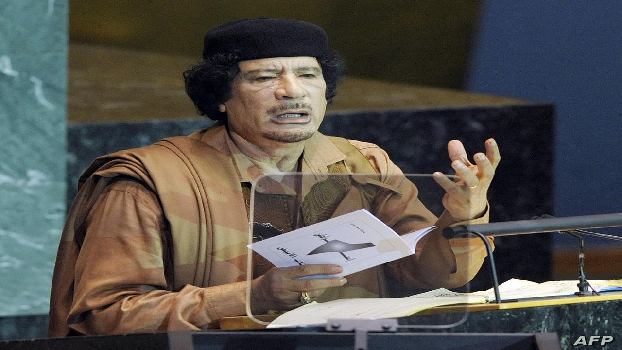 """كشف حقائق مثيرة عن ثروة """"القذافي"""" وتهريبها عبر أكثر من 170 طائرة"""