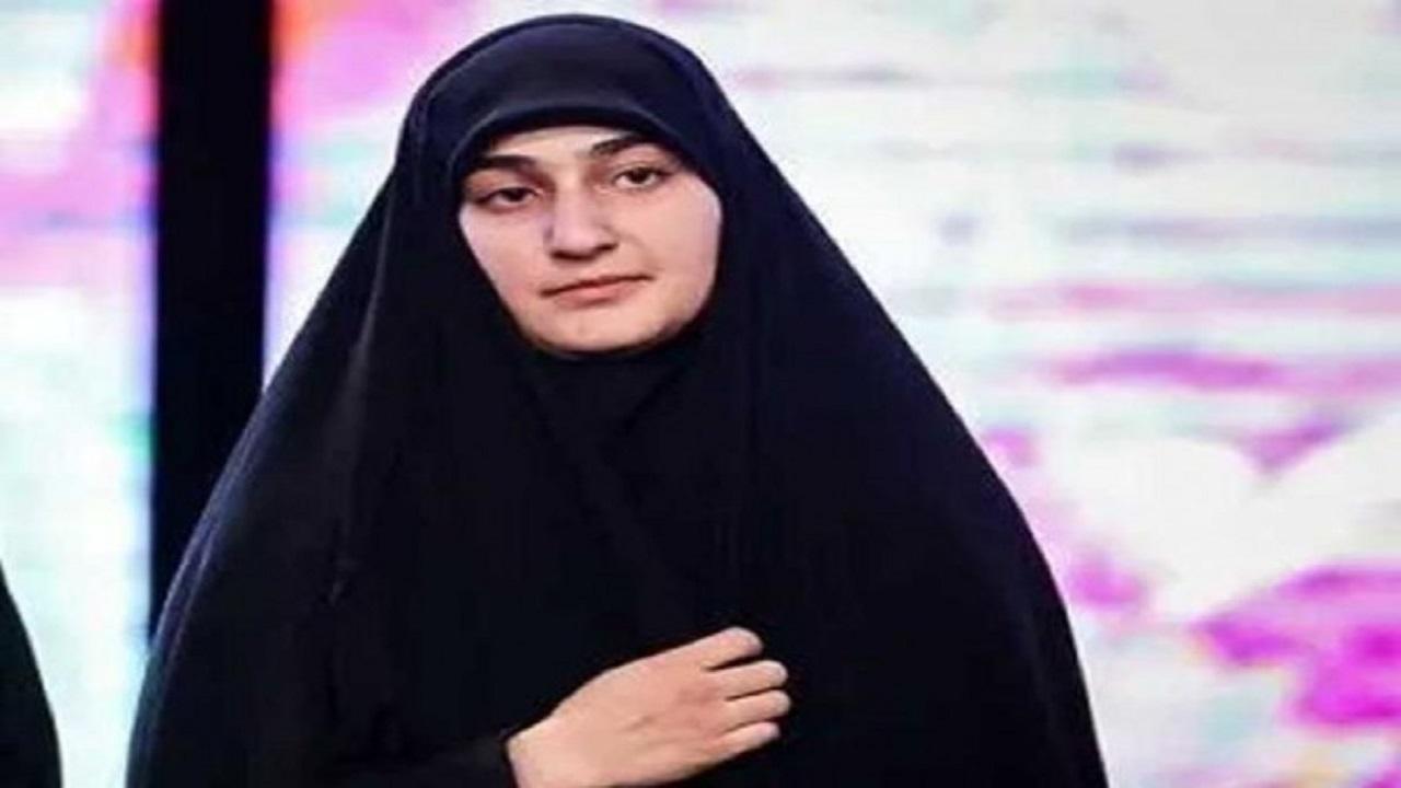 قلق بين الإيرانيين بعد وضع مبالغ طائلة تحت تصرف ابنة قاسم سليماني
