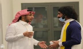 عبدالغني يبحث عودة الشهري لقائمة النصر
