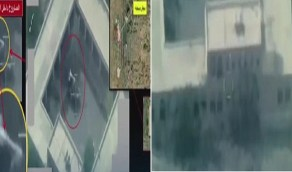 فيديو يؤكد استخدام الحوثيين مطار صنعاء كقاعدة عسكرية