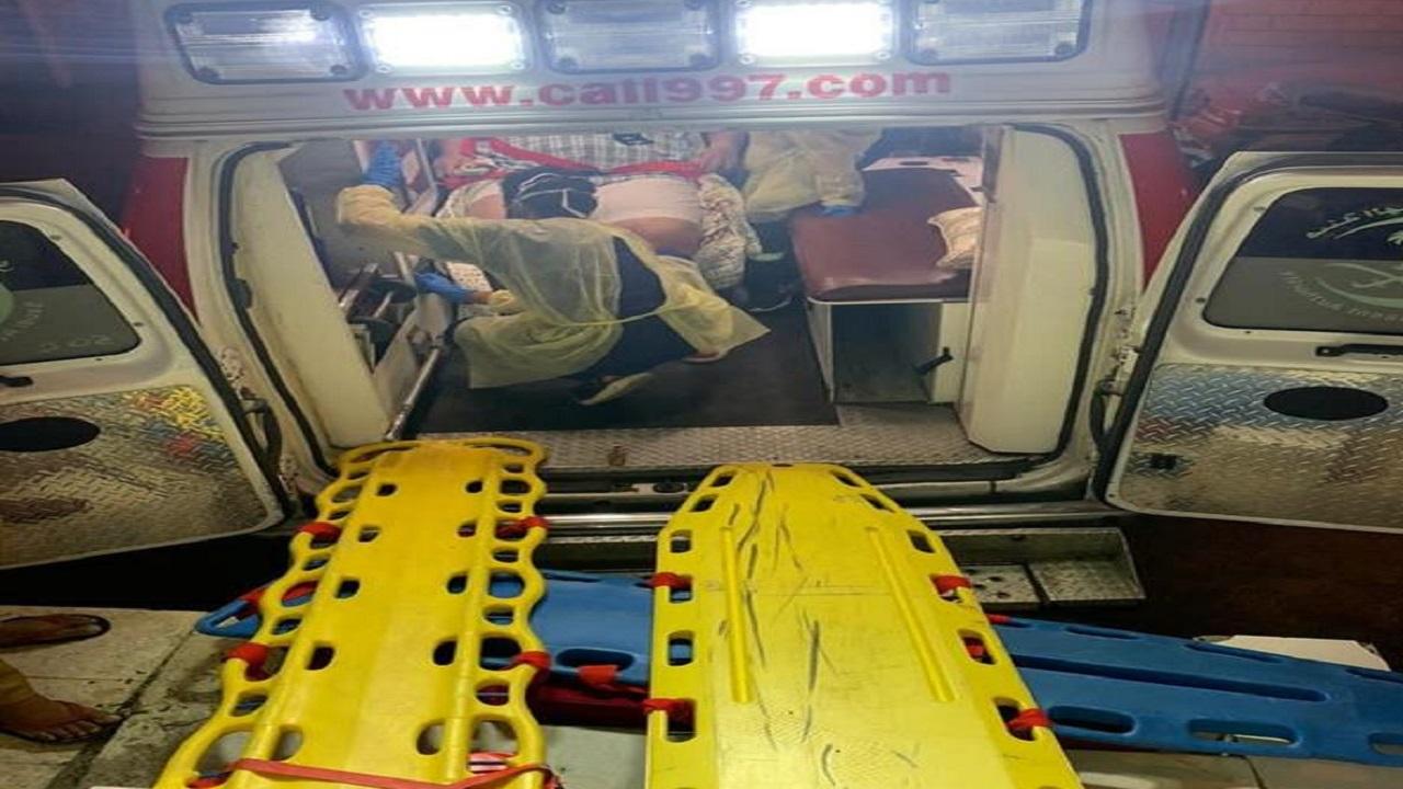 بالصور.. نقل مريض سمنة يزن 200 كجم لمستشفى الهدا بالطائف