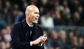 "3 مباريات تهدد مصير ""زيدان"" في ريال مدريد"