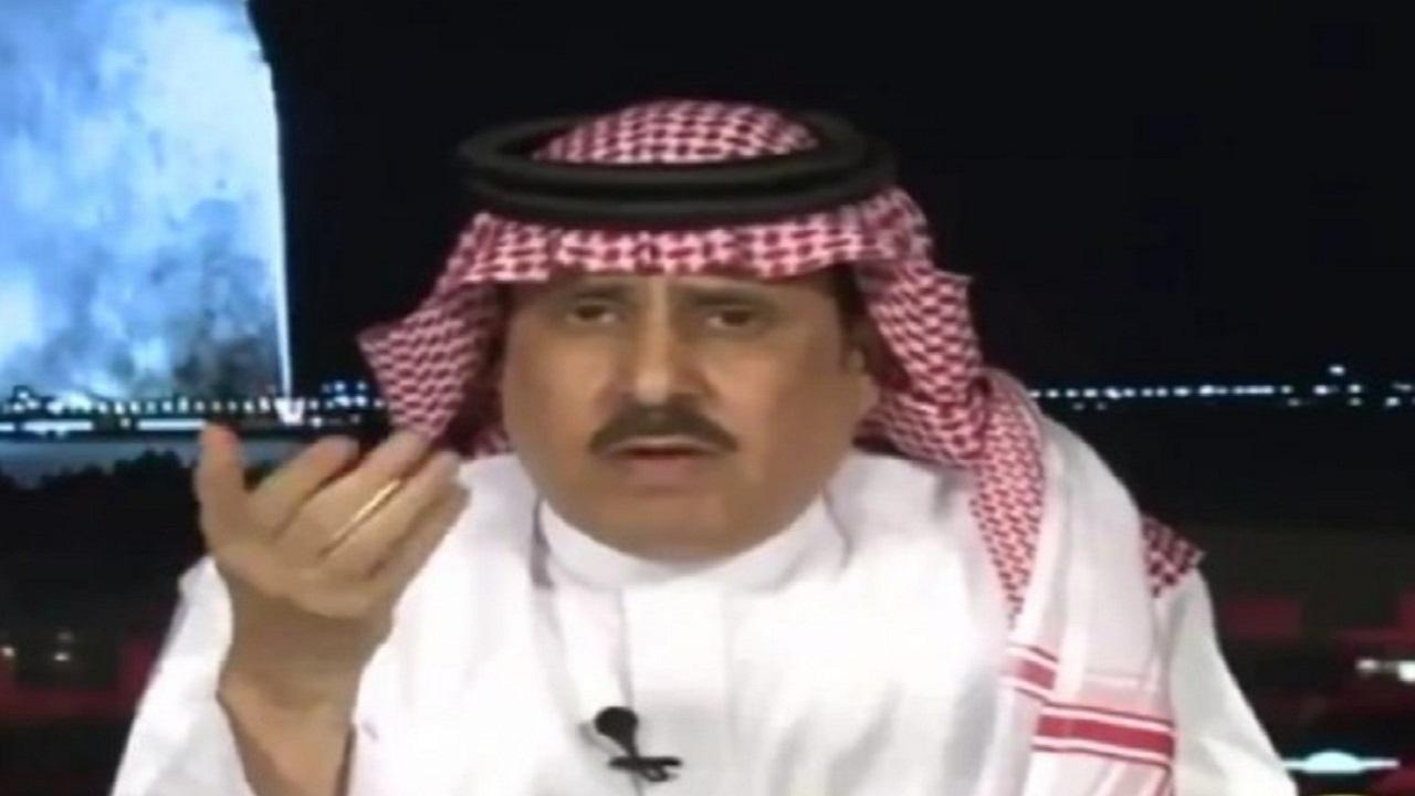 """الشمراني يُحذر """"حسين عبدالغني"""" من الاستراحات والهدايا"""