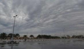 """""""الأرصاد"""" تنبه بإستمرار الأمطار الرعدية والرياح على المنطقة الشرقية"""