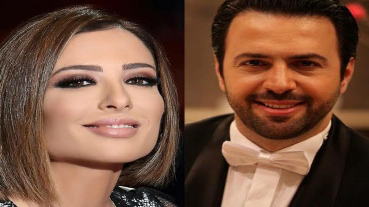 حقيقة طلاق تيم حسن ووفاء الكيلاني