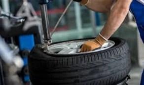 انخفاض ضغط هواء الإطارات يسبب كوارث في السيارة