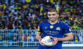 """إدارة النصر تهدد """"حمدالله"""" بخصم جزء من عقده مع الفريق"""