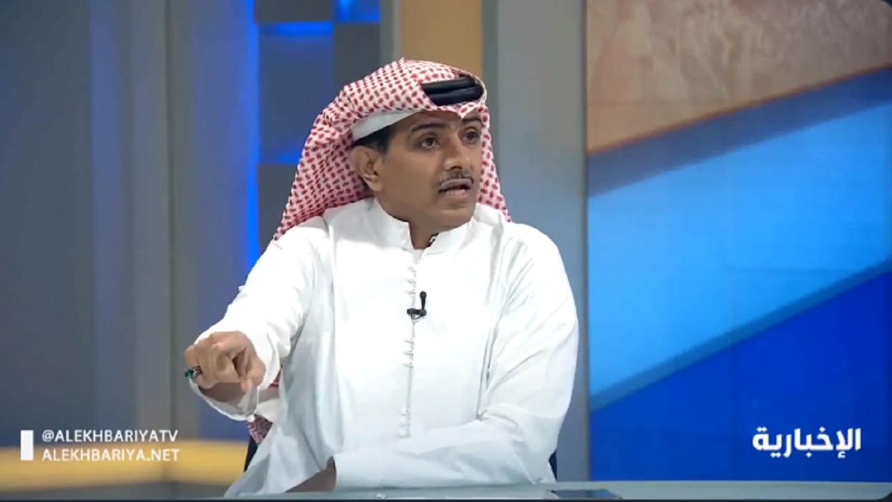 الهريفي: النصر يعاني من علو كعب بعض اللاعبين على النادي