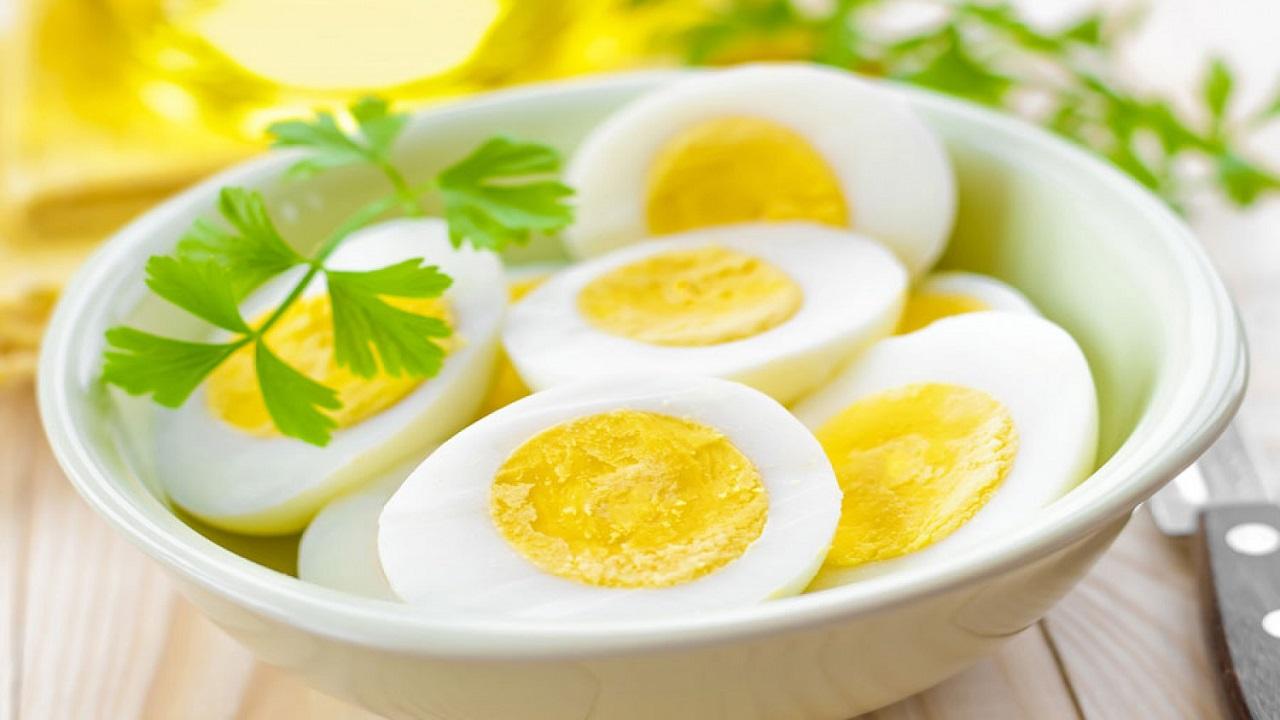 تأثير تناول البيض على الجسم يومياً
