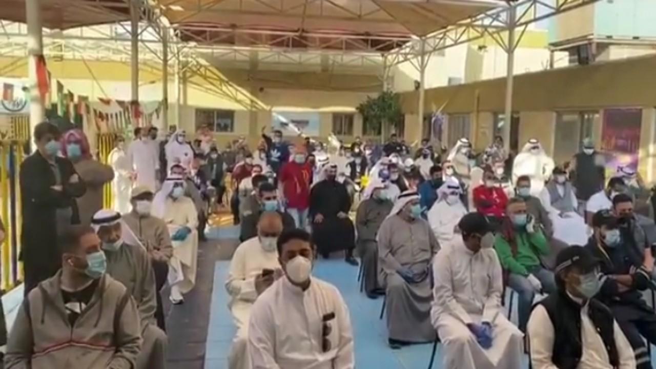 بالفيديو.. بدء التصويت في انتخابات مجلس الأمة الكويتي