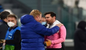 ميسي غاضب بشدة من مدرب برشلونة