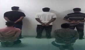 الإطاحة بوافدين احتجزوا 5 أشخاص لطلب فدية من أسرهم بالرياض