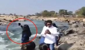 بالفيديو.. صورة سيلفي تقتل فتاة في حادث مأسوي