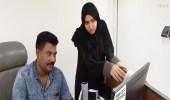 بالفيديو ..أول سعودية تبيع قطع غيار السيارات بجدة