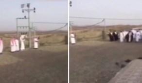 القبض على مطلقي الأعيرة النارية في محافظة بيشة