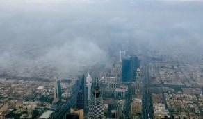 درجة الحرارة في الرياض تصل إلى7