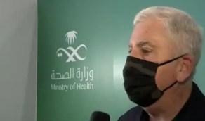 السفير الأمريكي في الرياض يصف شعوره بعد تلقي الجرعة الثانية من كورونا (فيديو)
