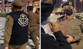 بالفيديو.. لحظة ضبط مخالفين للإجراءات الاحترازية في المملكة