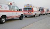 وفاة شخصين وإصابة 18 آخرون في حادث سير على طريق الروسان بالجوف