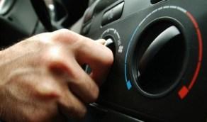 فوائد تشغيل مكيف السيارة في فصل الشتاء