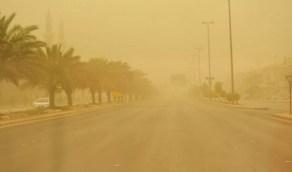 «أمن الطرق» يحذر من عوالق ترابية في نجران