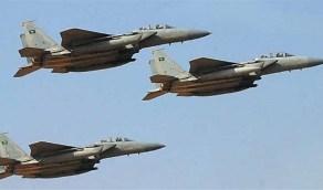 التحالف: اعتراض وتدمير طائرة مسيرة مفخخة أطلقها الحوثي بإتجاه المملكة