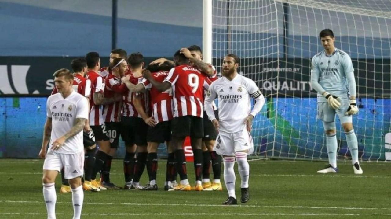 أتلتيك بلباو يقصي ريال مدريد ويضرب موعدًا مع برشلونة