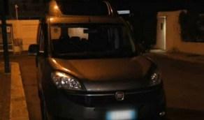 بالصور.. لصوص يعيدون سيارة سرقوها من سيدة مقعدة بـ «رسالة مؤثرة»