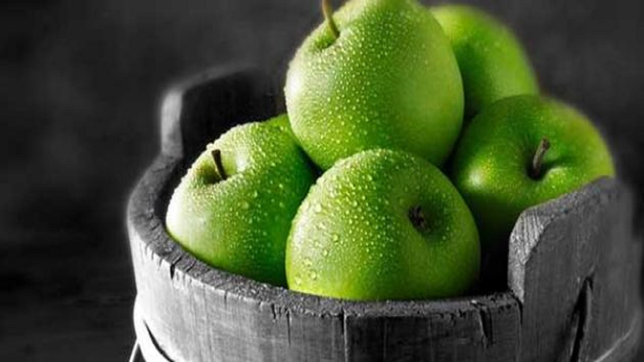 التفاح الأخضر يساعد على تعزيز صحة الجهاز التنفسي