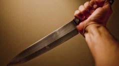 رجل يقتل ابنته بسكين لخروجها من المنزل