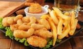 الأطعمة المقلية تؤدي إلى الإصابة بالنوبات القلبية والسكتات الدماغية