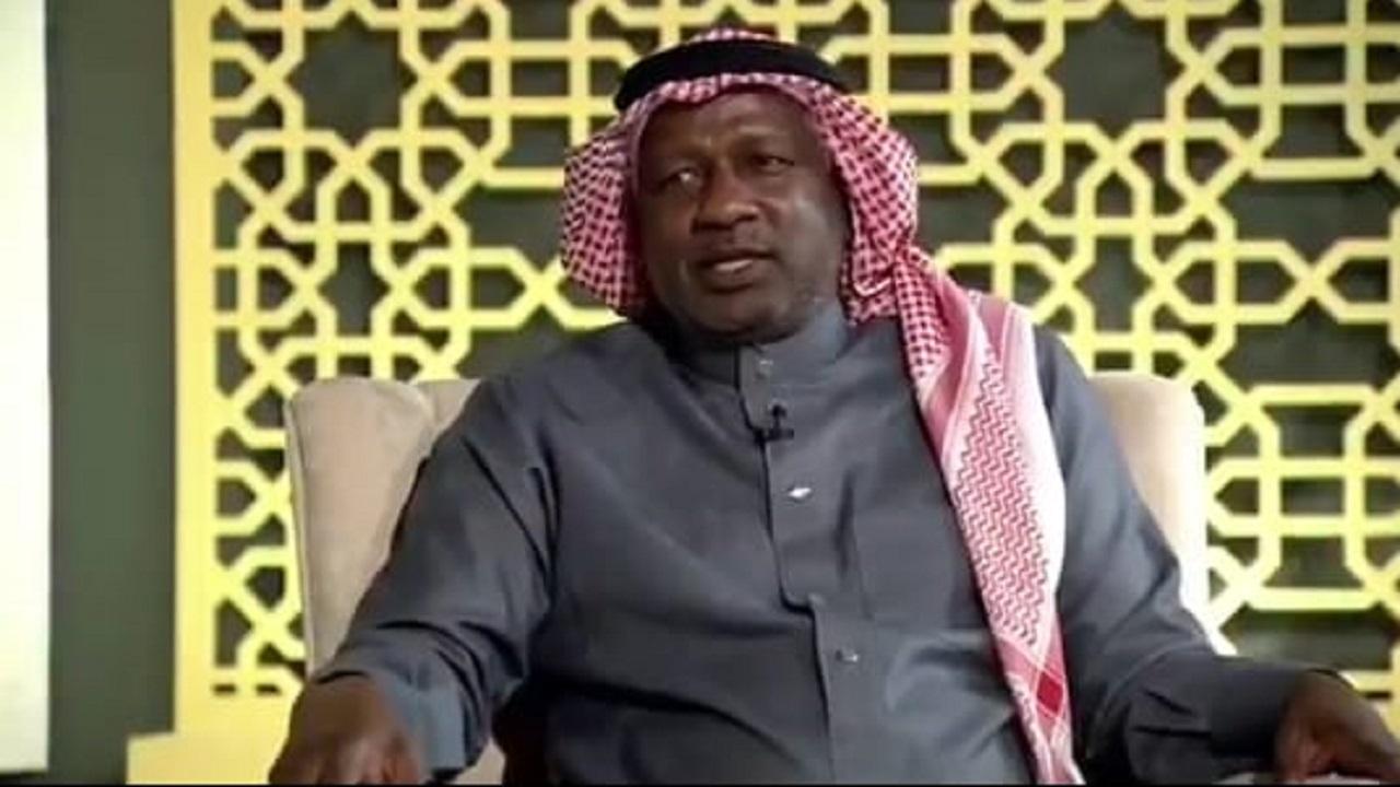 ماجد عبد الله: الساحة الرياضية صارت لكل من هب ودب ..و90 % يدعون انهم خبراء