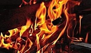 مشادة كلامية بين 3 أشقاء تنتهي بإشعال النيران في اثنين منهم