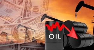 """""""النفط"""" ينخفض 1.28 %"""