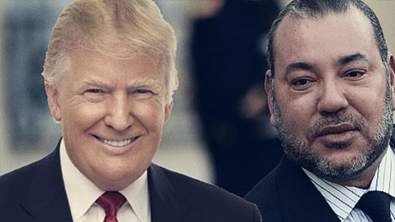 ترامب يمنح ملك المغرب أعلى وسام أمريكي