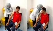 بالفيديو.. الطبيبة التي أعطت والدها اللقاح تروي التفاصيل